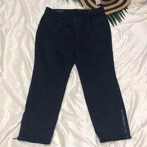 Ann Taylor curvy fit denim jeans